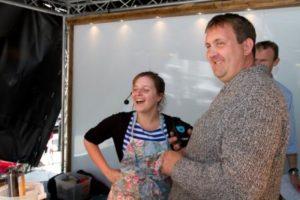 petersfield food festival 2012 - caroline