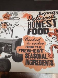 the orange tree leicester menu