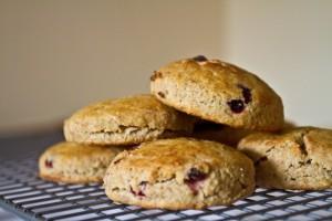 doves farm einkorn flour elderberry scones allthatimeating (1 of 4)