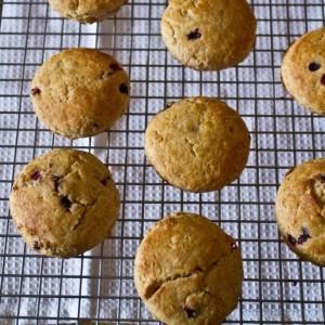 doves farm einkorn flour elderberry scones allthatimeating (3 of 4)