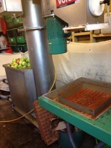 Ciderniks cider press