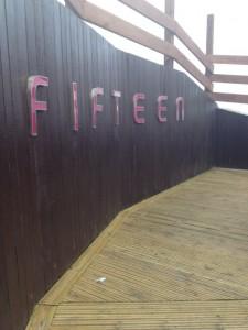 Fifteen, Watergate Bay Cornwall