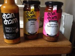 Chan Cham Sauces