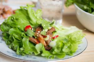 Gressingham Duck Lettuce Wraps - All That I'm Eating (2 of 4)