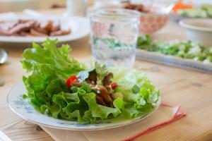 Gressingham Duck Lettuce Wraps - All That I'm Eating (3 of 4)