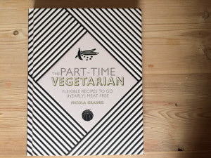 Part Time Vegetarian Book