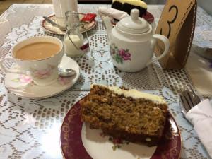 Matlock Spa tea shop