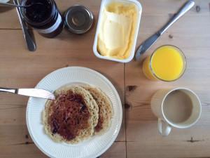 Derbyshire Breakfast