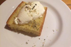 Lemon and Rosemary Cake