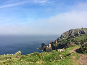 North Cornwall Coast Road Trip - Bottalack Tin Mines