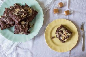 Chocolate Fudge Cheesecake Brownies - all