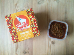 Funky Elephant Sauces