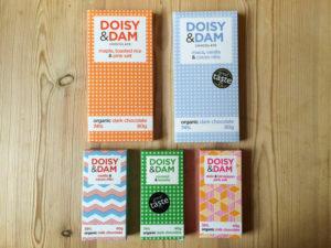 Doisy & Dam Chocolate