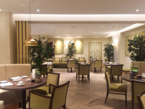 careys manor afternoon tea room