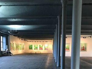 david hockney exhibition at salts mill