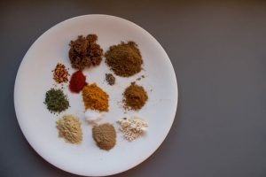 spices for keema mix