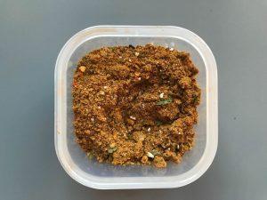 finished keema spice mix