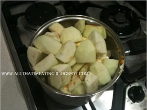 cooking apples for crumble