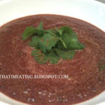 Purple Carrot Soup