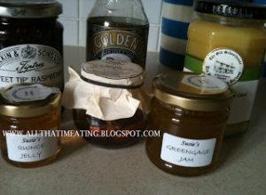 ingredients for shortcrust pastry tarts