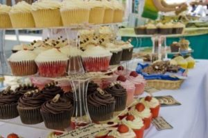 Petersfield Food Festival cakes
