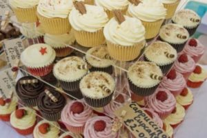 Petersfield Food Festival cakes 2