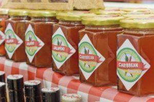 Petersfield Food Festival chilli jam