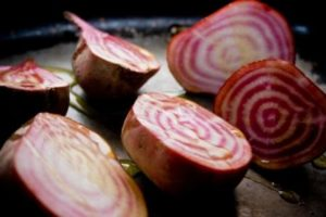 candy beetroot - inside