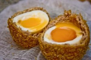 fallowfields scotch egg