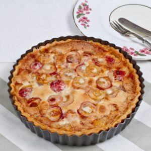 Heritage Cherry Tart - ready to serve