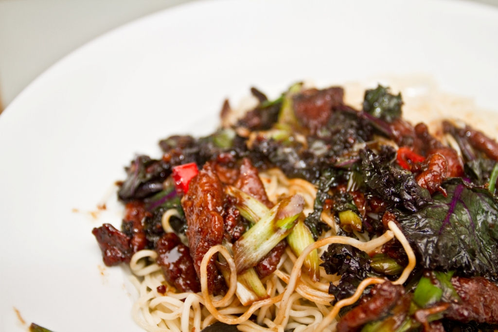 how to make crispy chilli beef