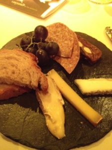 The Vineyard at Stockcross - Cheese Board