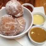 the orange tree leicester doughnuts
