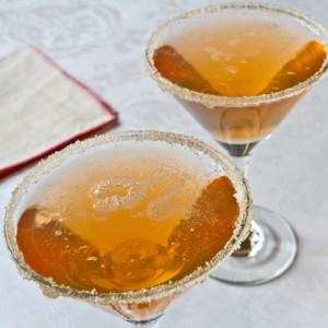 sloe gin and elderflower