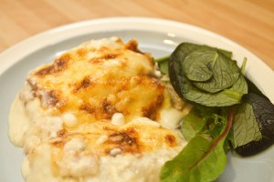 rick steins spanish cannelloni