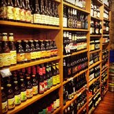 Beer shop in York