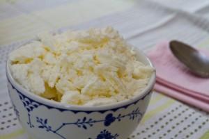 elderflower yoghurt ice cream