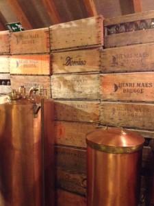De Halve Maan Beer Tour Bruges