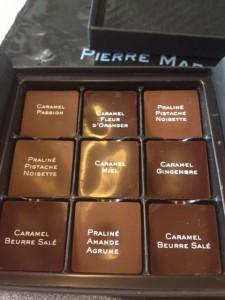 Pierre Marcolini Chocolates Bruges