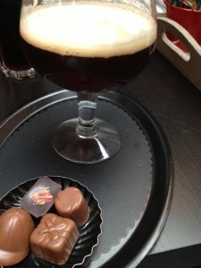 The Chocolate Kiss Bruges
