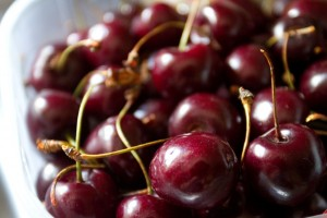 fresh market cherries