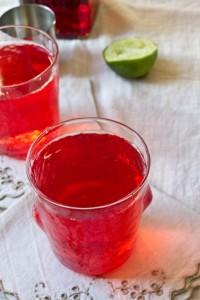 damson gin