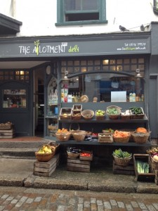 The Allotment Deli St Ives Cornwall