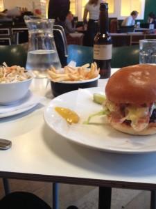 Byron Burgers Cambridge