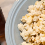 maple and salt popcorn