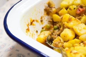 Curried Lamb Pie with Bombay Potato Topping All That I'm Eating (3 of 3)