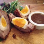 John O Gaunt Hungerford Scotch Egg