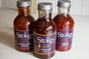 Stokes sauces for BBQ