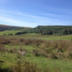 View near the Elan valley