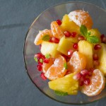 Green Clementine Fruit Salad